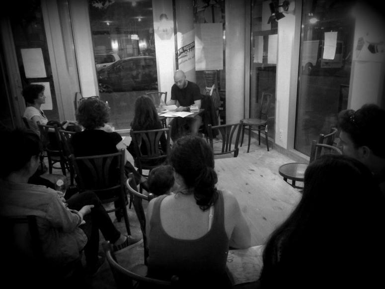 Photo Lecture Le Bar commun